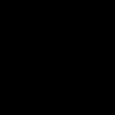 GARDEROBEBUIS GARDELUX-1 ALUMINIM NATUREL 30 X 14 MM