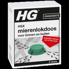 HG X MIERENLOKDOOS (2 ST)