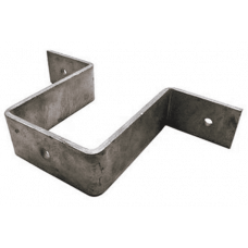TERRASSCHERMBEUGEL VERZINKT 110 X 130 MM