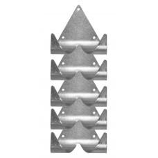 GEREEDSCHAPHAKEN X-ZWAAR HENDRIK JAN (5 ST)