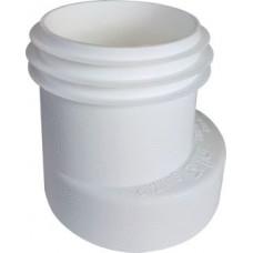 CLOSET AFVOERMANCHET MODEL 7 100 - 110 MM EXCENTRISCH