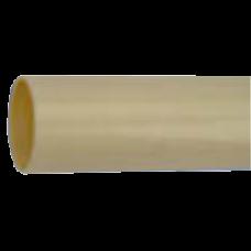 "INSTALLATIEBUIS PVC 3/4"" CREME 4 METER"