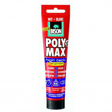 BISON POLY MAX HIGH TACK EXPRESS WIT TUBE 165 G