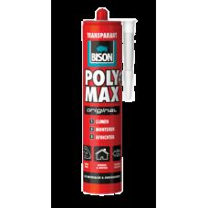 BISON POLY MAX ORIGINAL TRANSPARANT 300 GR