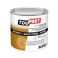 TOUPRET STOPVERF WIT 1 KG
