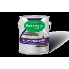 KOOPMANS ALUMINIUMVERF 250 ML