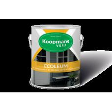 KOOPMANS ECOLEUM 229 DONKERGRIJS 1 LITER
