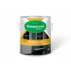 KOOPMANS ECOLEUM 229 DONKERGRIJS 2.5 LITER