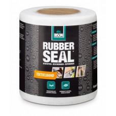BISON RUBBER SEAL TEXTIELBAND 10 CM X 10 METER