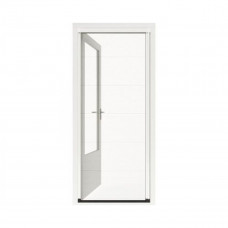 HORDEUR PLISSE ALLURE 96 X 197-200 MM WIT