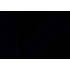 HANDVAT OVAAL ZWART FOAM-GRIP (2 ST)