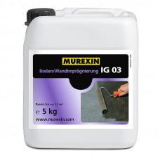 MUREXIN VLOER/WAND IMPREGNEER IG03 5 KG