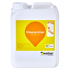 VLOERPRIMER WEBER FLEVOPOL 2.5 LITER
